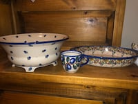 Unikat Polish Pottery Dumfries, 22025