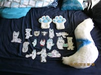 Tail and Paws set (must go)