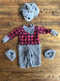 Wolf baby toddler Halloween costume — great for Little Riding hood! Baltimore, 21202
