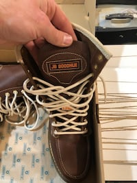 JB Goodhue Work boots