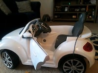 white and black ride-on toy car Chesapeake, 23321