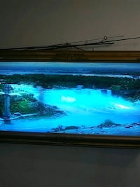 Framed waterfall lights and music Oroville, 95966