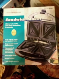 Sandwich maker new in box! Wallingford, 06492