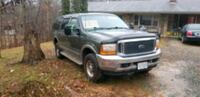 2000 Ford Excursion LIMITED 4X4 Stafford Courthouse