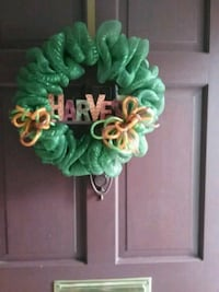 14in harvest wreath Newport News, 23608