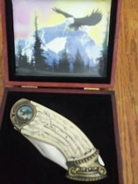 Antique Knife Chillum, 20783