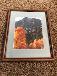 Colorful photo in frame Whittier, 90604