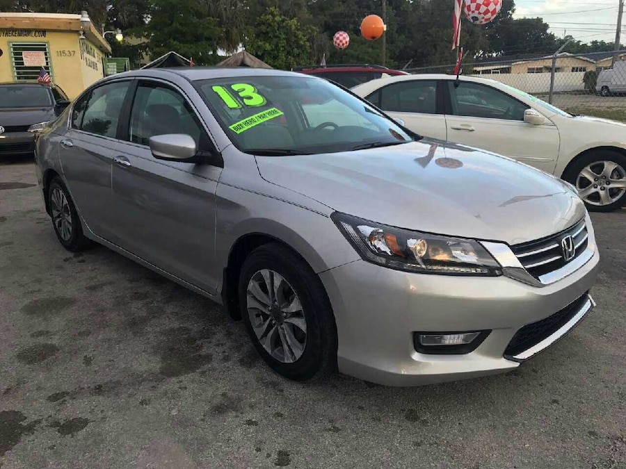 Buy Here Pay Here Miami >> Used Honda Accord Sport in Miami