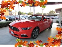 2016 Ford Mustang V6 Convertible 2D Anaheim