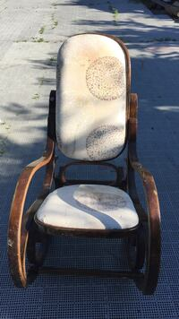 Rocking chair Thorold, L0S