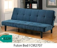Futon sofa bed  La Mirada