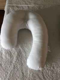 White pregnancy pillow  Sebastian, 32958