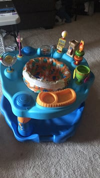 Evenflo ExerSaucer Activity Center, Mega Splash Germantown, 20874