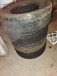 Bigfoot tires 18s