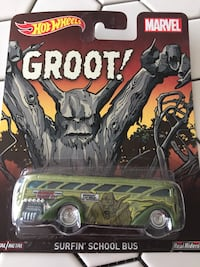 Groot Hot Wheels Orillia