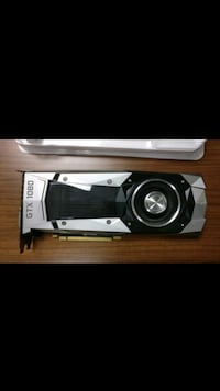 NVIDIA - Founders Edition GeForce GTX 1080 8GB GDDR5X PCI Express 3.0