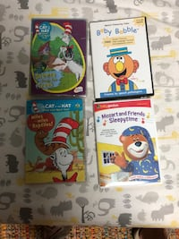 Baby and Toddler DVDs Damascus, 20872