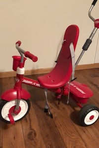 Radio flyer tricycle Plymouth
