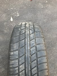 Winter tires with rims Milton, L9T 2X7
