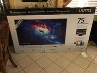 "Vizio 75"" Smart 4K Tv Rancho Cucamonga, 91730"