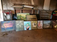 Free paintings,pictures & picture frames Oakland, 94607