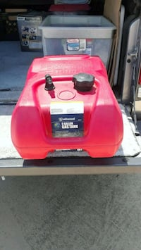 6 gallon gas tank Menifee, 92586
