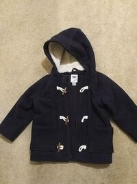 Old navy 4 year old wool fall jacket 551 km