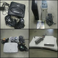 Video Game Console Lot - $250 OBO