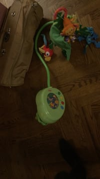 Fisher price musical safari mobile for crib. Only $16 FIRM Vaughan, L4J 5L7
