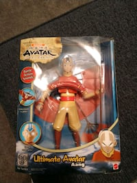 Ultimate Avatar ang Airbender figure