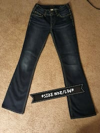 Silver Jeans 28