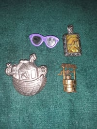 Brooch and Pendant Pins. Horn Lake, 38637