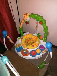 baby's white and green jumperoo Modesto, 95356