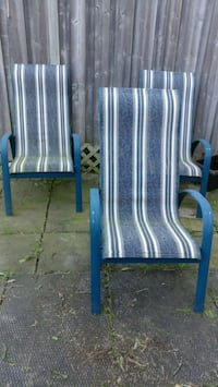 Patio chairs Hamilton, L8J 3R4