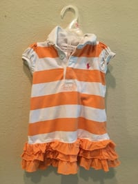Ralph Lauren Polo Girls Infant Dress Houston, 77044