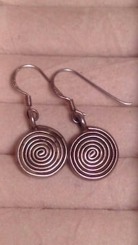 9.25 Silver Earrings  Edmonton, T6E 0M1