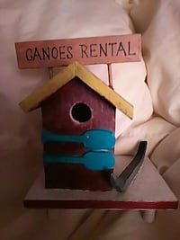 Rent a boat bird house. Riverview, 48193