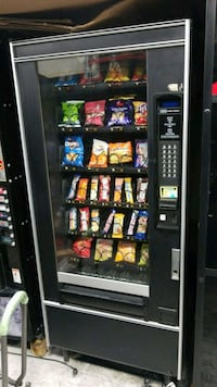 black and red vending machine Gaithersburg, 20879