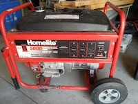 Lightly Used Generator < 25 hours BARRIE