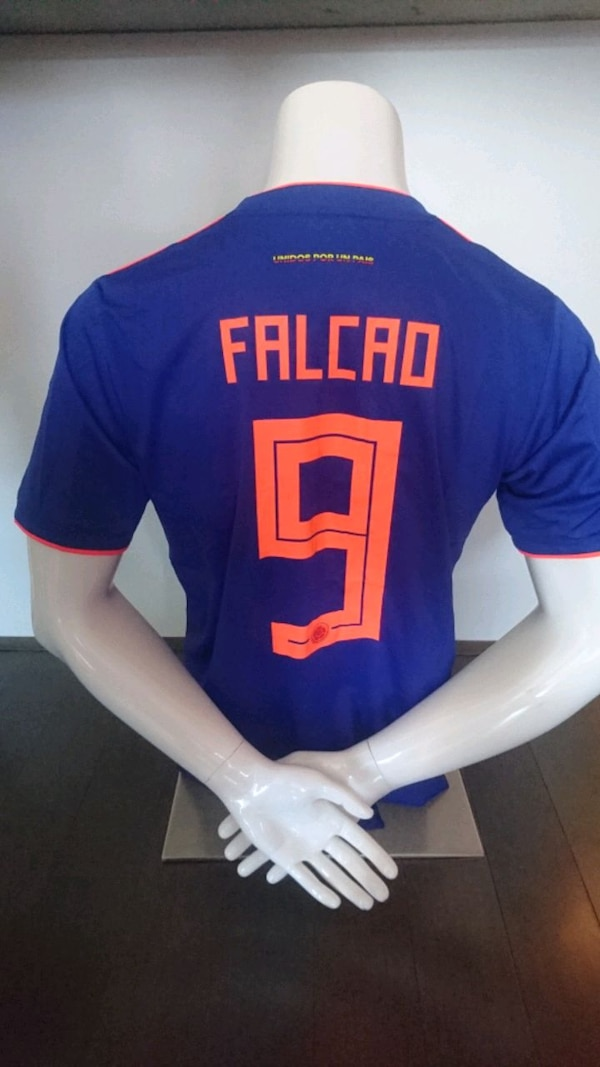 e2e031bce3ce Used Brand new in tags Colombia World Cup 2018 jersey for sale in ...