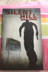 Silent Hill comic - sinner's reward