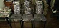 For Sale Interior Iron Chairs - 6 Nos Mississauga, L5B 3Y6