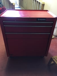 Red Husky Tool Chest Baltimore, 21218