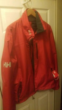 NWT Helly Hanson Sailing jacket xxl mens Surrey, V3T 0A3
