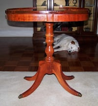 2 antique side tables KNOXVILLE