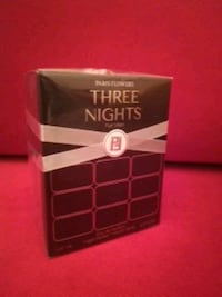 THREE NİGHTS FOR MEN ERKEK PARFÜM Rami Yeni Mahallesi, 34055