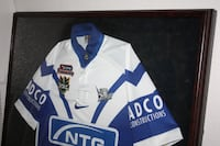 Canterbury bulldogs jersey NRL Rugby League Nike authentic signed jers Laguna Hills