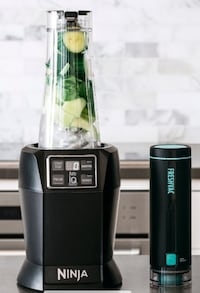NInja Single Serve Vacuum Blender