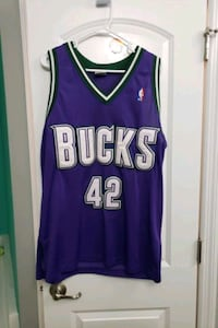 Vin Baker authentic jersey