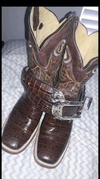 Western boots Houston, 77044
